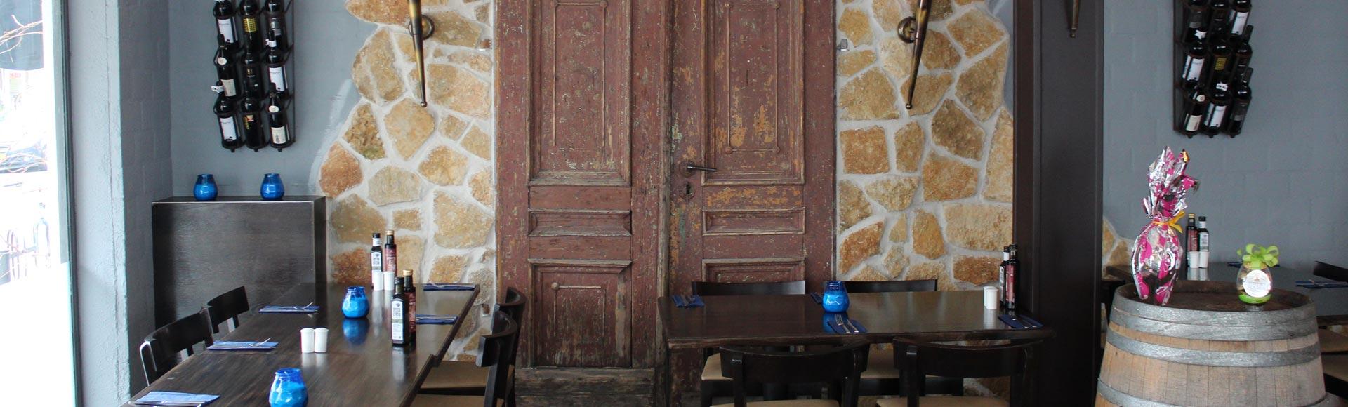 Grieks restaurant CostaRozzi in Zeist – Grieks restaurant aan de ...